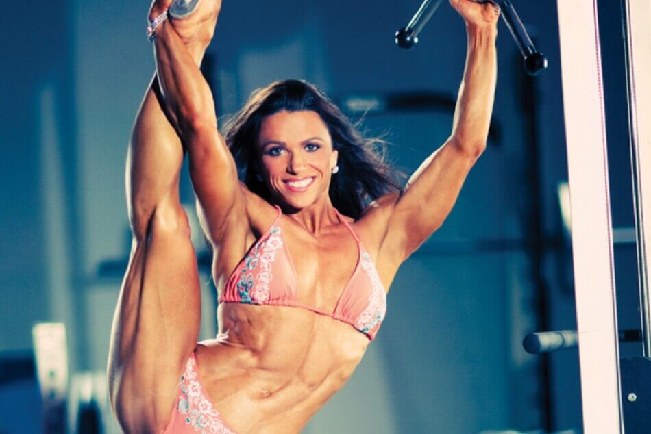 oksana grishina workout routine
